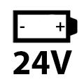 24 Volt Li Ion