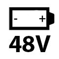 48 Volt Li Ion