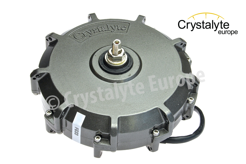 G series Crystalyte motor