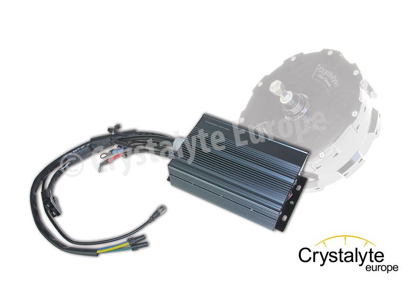 96V60A Crystalyte Brushless Controller