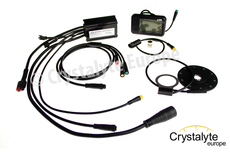 Controller kit for G motors 36V15A