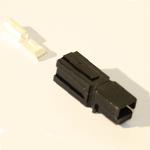 Anderson 30Amp plug black solder set