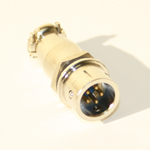 5 Pin Male Mini XLR Hall Connector