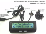 Cycle Analyst V3 direct plug in large screen