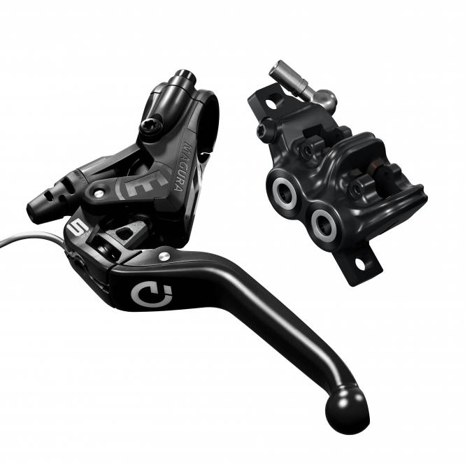 Magura MT5e, single brake