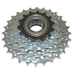 Sunrace freewheel 5 speed