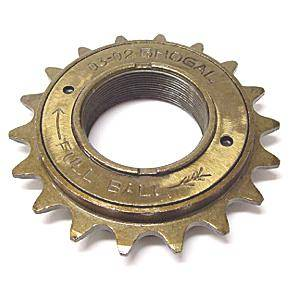 1 speed freewheel 16T