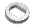 Stainless steel spacer washer 12-14mm