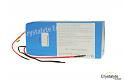 Li Ion 36V 11Ah Panasonic battery only